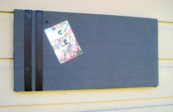 Linen pinboard modern and classic linen and cotton blend for Linen cork board