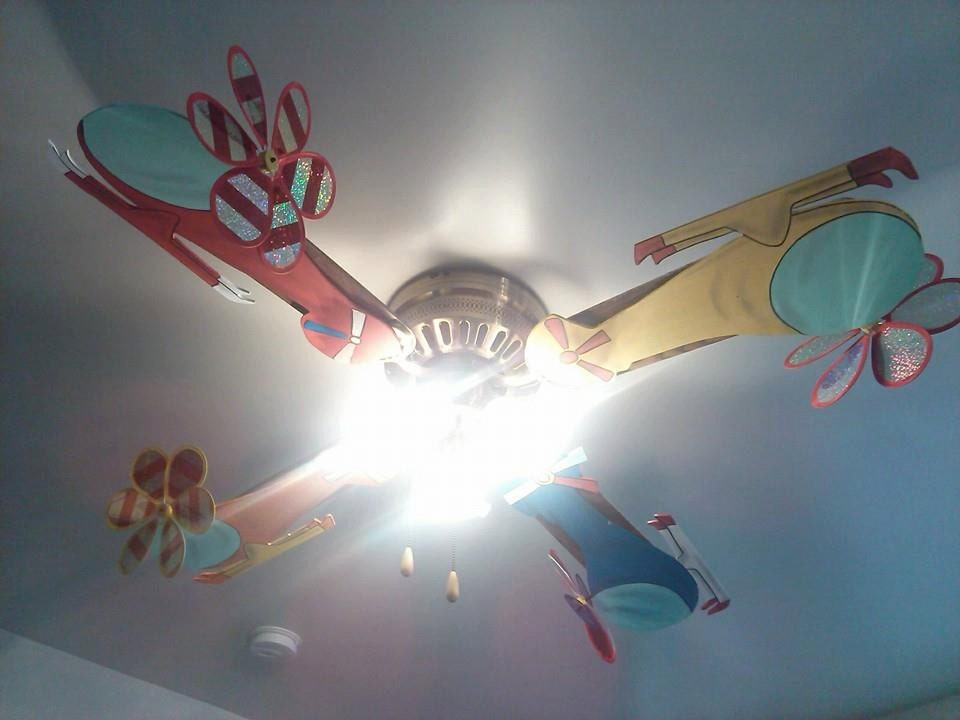 kids bedroom ceiling fan