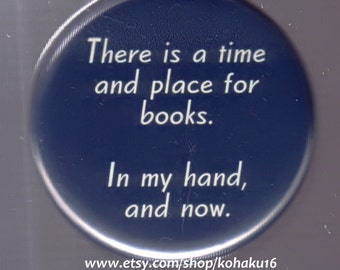 Book Time and Place Button