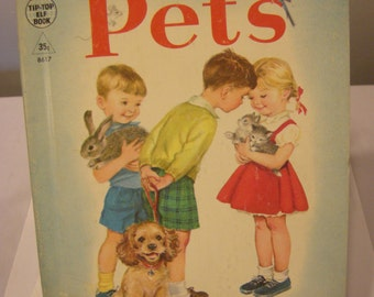 1954 Pets by Anna Ratzesberger