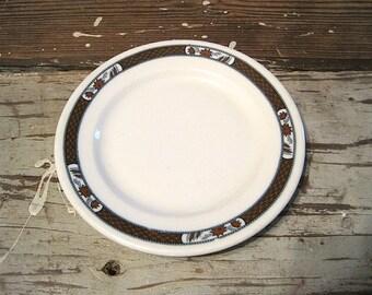 McNicol China Restaurant Ware Dessert/Bread & Butter Plate