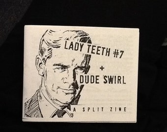 Lady Teeth zine 7