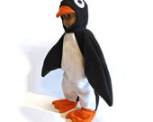 Penguin Costume Halloween fits 18 inch doll boy or girl dolls