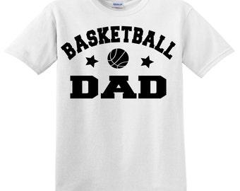 Basketball Dad - baseball, softball, basketball Dad shirt