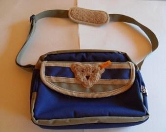 Steiff purse, handbag, shoulder bag, made in Germany 868