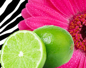 HOT PINK LIME -  2, or 4 fl oz - Citrus Perfume Spray, or a 10 ml Parfum Oil Roll On - Accords; Citrus, Sweet, Green, Fresh