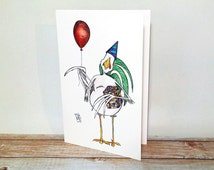 Birthday Party Rooster Party Balloon Awesome Year of You