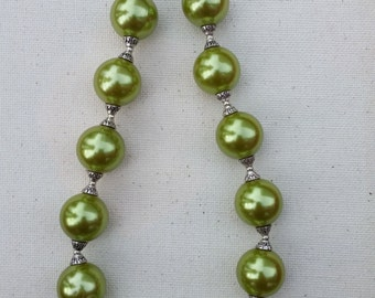 Olive pearls M2M Persnickety and Matilda Jane
