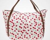Cherry Spacious Beach Tote Bag