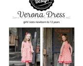 Verona Dress Dolly and Me Pattern Bundle