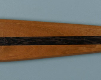 Jatoba and Wenge Magnetic Knife Rack