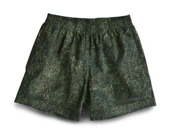 Summer Festival Clothing, Batik Festival Short, Summer Short