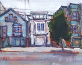 The Mission San Francisco Painting