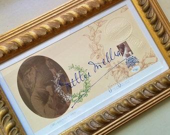 SALE Dame Nellie Melba Limited Edition Commemorative Print, Signed by Janine Barrand. Australian Opera.
