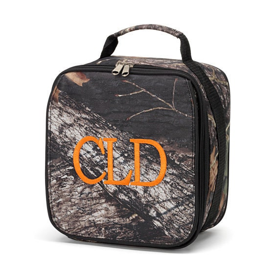 woods lunch bag camo lunch bag boys lunch by bindulgedboutique. Black Bedroom Furniture Sets. Home Design Ideas