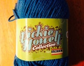 SWTC Vickie Howell CRAFT Yarn Cotton and Milk Fiber in Royal BLUE