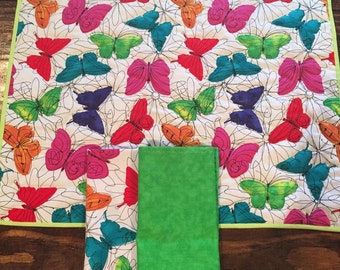 Hand quilted placemats