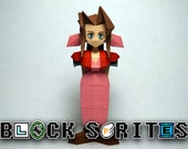 Aerith - FF7 3D-Printed Model