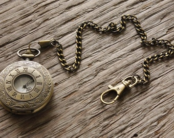 Dad's Old Fashion Pocket Watch