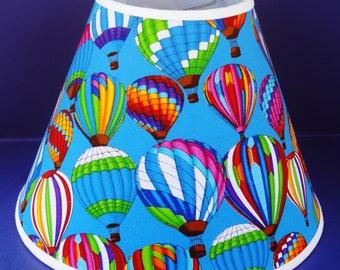 Hot Air Balloon Lamp Shade