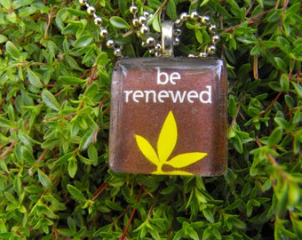 Be Renewed Necklace