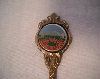 Collectible Sydney Harbour Bridge Souvenir Spoon