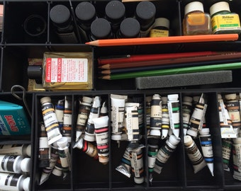 Marshall Oil Paints