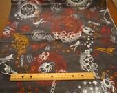 New Dawn Zodiac Sign Scorpio premium cotton fabric Fabri-Quilt - astrology