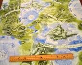 New Dawn Zodiac Sign Libra premium cotton fabric Fabri-Quilt - astrology
