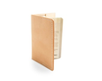 Full Grain Leather Passport Cover