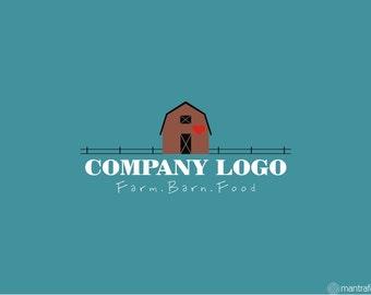 premade logo - barn