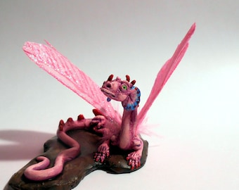 Shimmer the fairy dragon .
