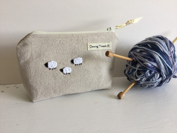 Knitting Accessories Bag : Unavailable listing on etsy
