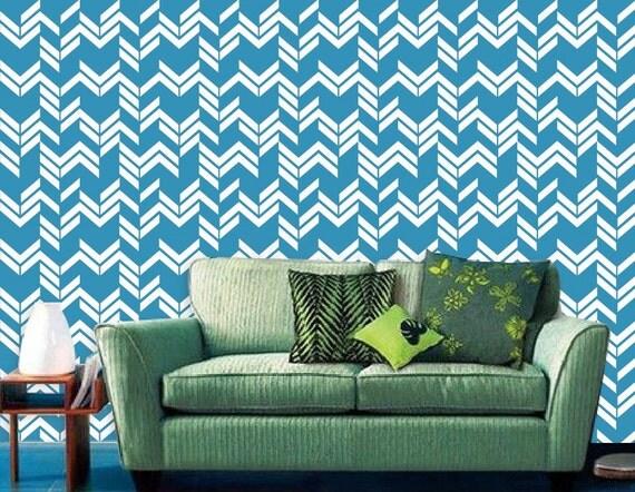 Woonkamer behang Drifting pijlen Wallpaper moderne Wall