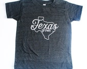 Texas Grown- Child t-shirt - tee - toddler, baby, infant - American Apparel