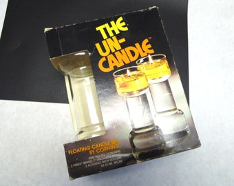 70's Uncandle Candle Kit