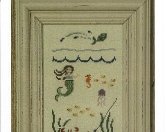 Bent Creek: Under the Sea - Cross Stitch Pattern