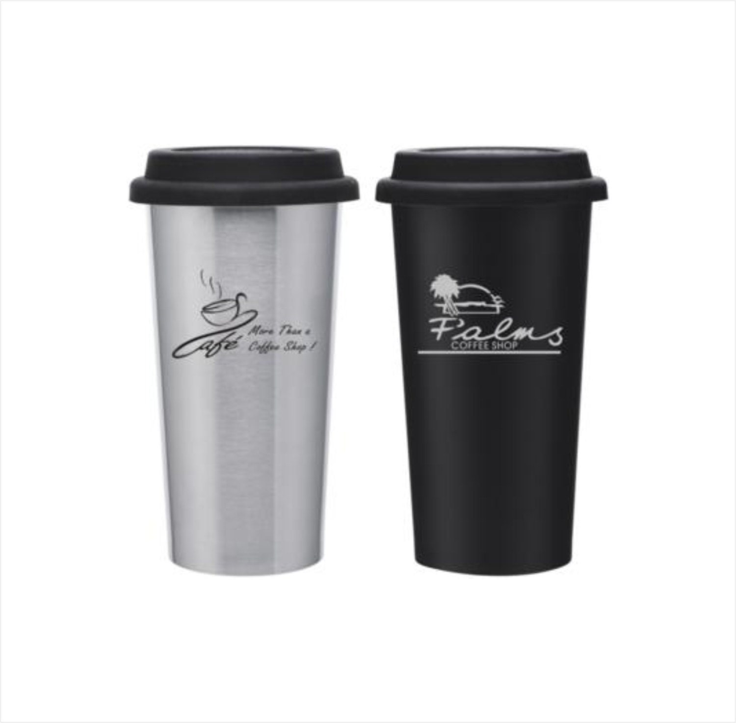 Coffee Tumbler Custom Coffee Tumbler Engraved