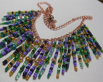 Items similar to into every life some rain must fall on etsy for Fall into color jewelry walmart