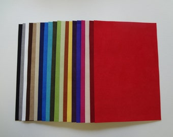 "Ultrasuede Soft Sampler (20 pieces 12""x9"")"