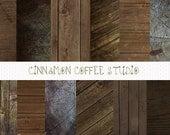 Rustic Wood Digital Texture, Retro Wood Digital Papers, Woodland Backgrounds, Rustic Wood Backgrounds, Brown Vintage Wood Texture
