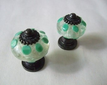Polka Dot Knobs