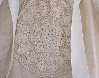 Ivory Pillowcase Dress