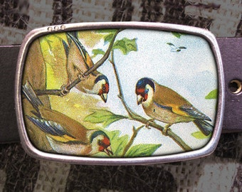 Bird Belt Buckle 534