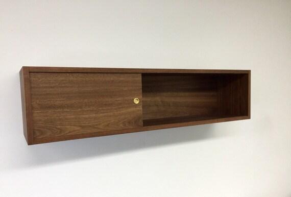 Modern Floating Shelf Mid Century Shelf By MonkeHaus On Etsy