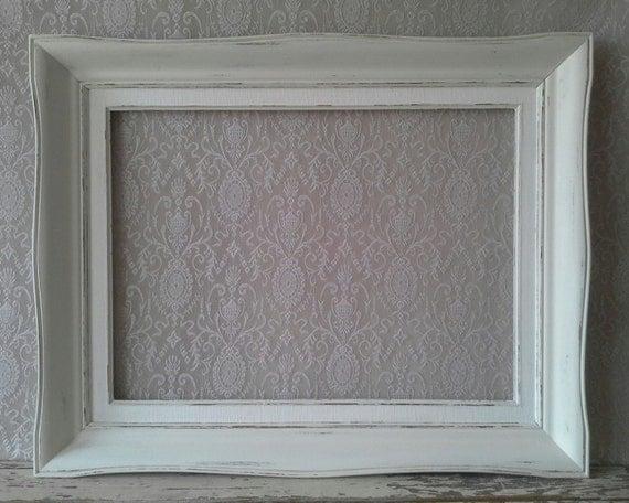 frame vintage frame white frame large frame shabby. Black Bedroom Furniture Sets. Home Design Ideas
