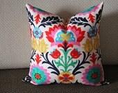 Waverly Santa Maria Desert Flower Pillow Cover Decorative Pillow Throw Pillow 16x16 18x18 20x20 267