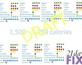 21day FIX Tally  Sheet 1500 1799