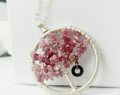 Tire Swing Memories Tree  Spring Edition- Silver Plated