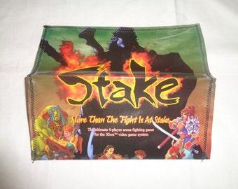 Stake Magazine Clutch Purse
